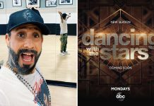 Dancing With The Stars Season 29: Backstreet Boys' AJ McLean To Show Off His Dance Skills Soon!