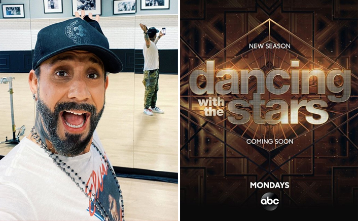 Dancing With The Stars Season 29: Backstreet Boys' AJ McLean To Show Off His Moves On The Show!