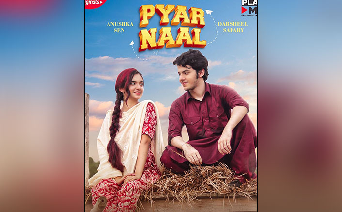 Darsheel Safary-Anushka Sen's Pyar Naal Oozes Sweet Innocent Love, Watch Video Here