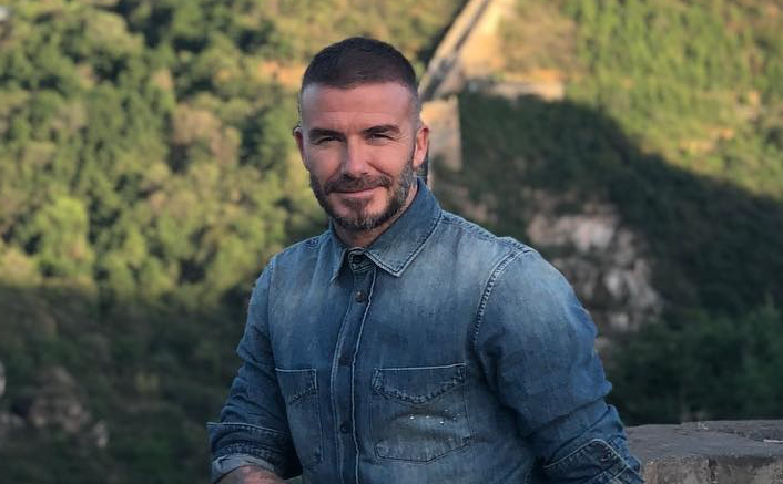 David Beckham Making A Documentary Film On His Life; In Talks With Amazon & Netflix