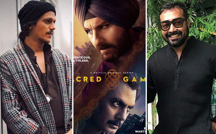 """Did You Know? Vijay Varma Was A Part Of Sacred Games, Says """"Anurag Kashyap Threw Me Out Last Minute"""""""
