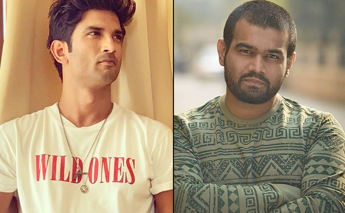 """Sushant Singh Rajput's Dil Bechara Co-Star Sahil Vaid: """"Didn't Know That We'll Never Get A Chance To Sit & Chat Again"""" (Photo Credit - Instagram / Sahil Vaid )"""