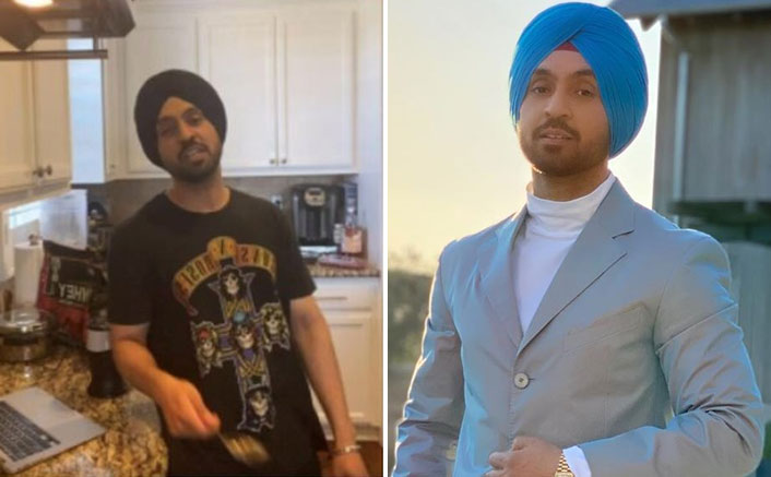 Diljit Dosanjh Gets Into A Hilarious Clash With Alexa & It's G.O.A.T, WATCH