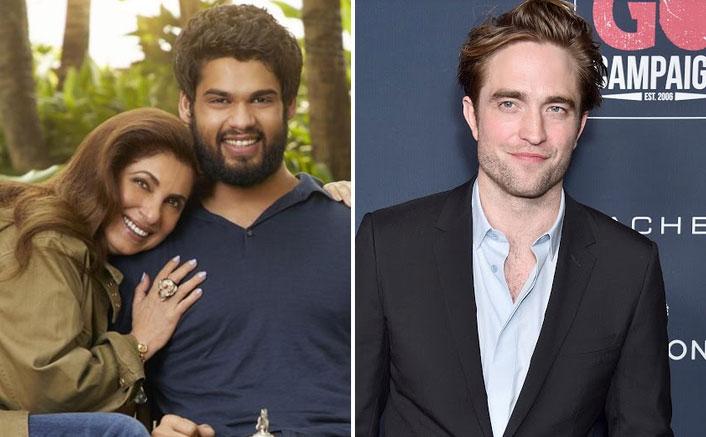 Dimple Kapadia's Nephew Karan Kapadia Shares Pic With Tenet Actor Robert Pattinson But The Caption Is All About 'The Batman'