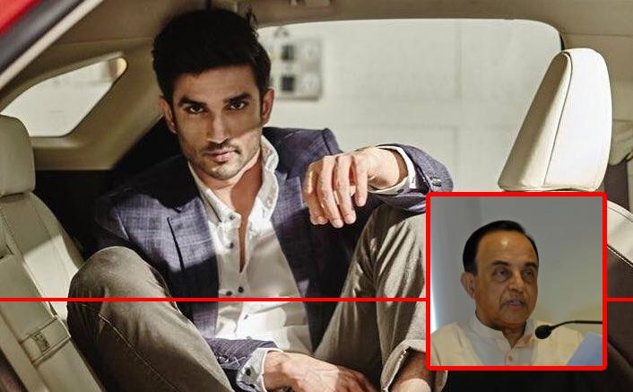 'Dubai compliant drug dealer' met Sushant on day of his 'murder': Swamy