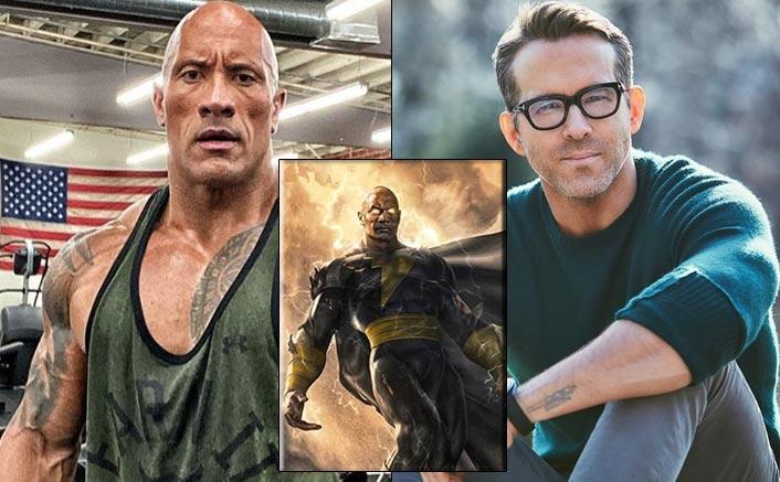Dwayne Johnson Has A Hilarious Reply To Ryan Reynolds Who Denied Playing Hawkman In Black Adam