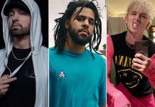 EA Unveil Official UFC 4 Soundtrack, Artist Such As Eminem, J.Cole & Machine Gun Kelly Make The List