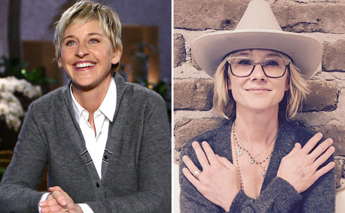 Ellen DeGeneres' Ex GF Anne Heche REACTS To Bullying Allegations Against The TV Host!