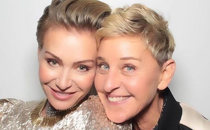 Ellen DeGeneres & Portia De Rossi Take A Trip To Save Their Breaking Marriage?