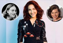 Elli AvrRam's action video tributes John Lennon, Milla Jovovich