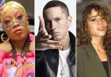 Da Brat Reveals Embarrassing Sexual Details Of Eminem And Mariah Carey, Fans Support Eminem