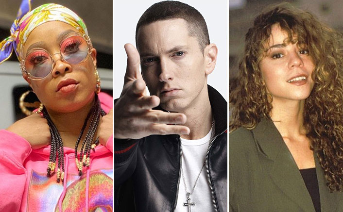 Eminem & Mariah Carey Never Had S*x; Rapper Pre-Maturely Ejaculated Out Of Excitement - Da Brat's SHOCKING Revelations!