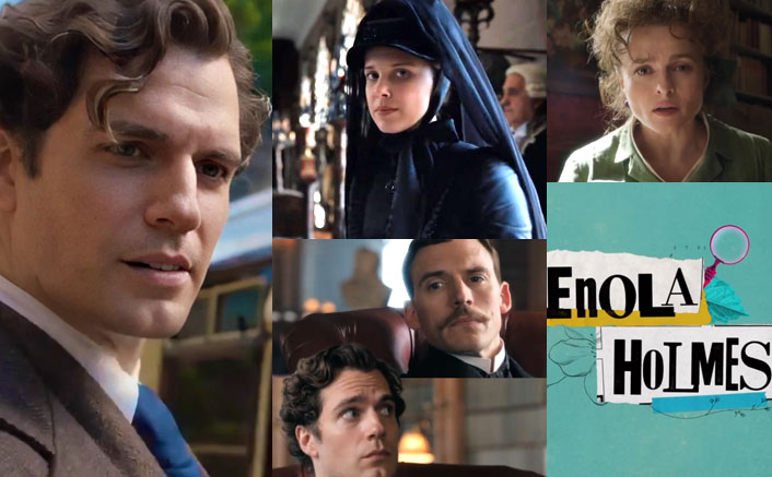 Enola Holmes REACTIONS OUT! Fans Call Millie Bobby Brown An Art & Can't Stop Drooling Over New 'Sherlock' Henry Cavill