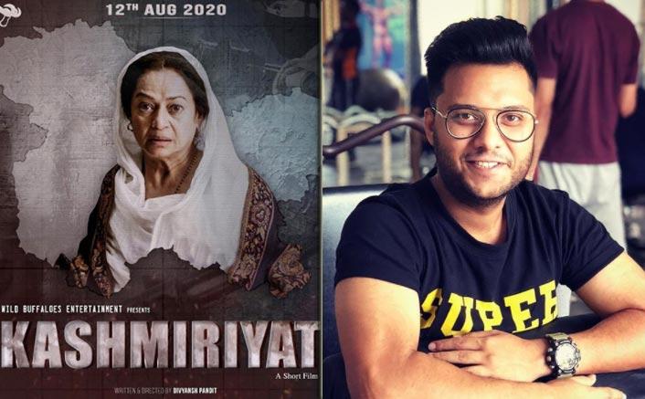 EXCLUSIVE! Divyansh Pandit Talks About His Latest Short Film Kashmiriyat, Interest In Social Issues & More