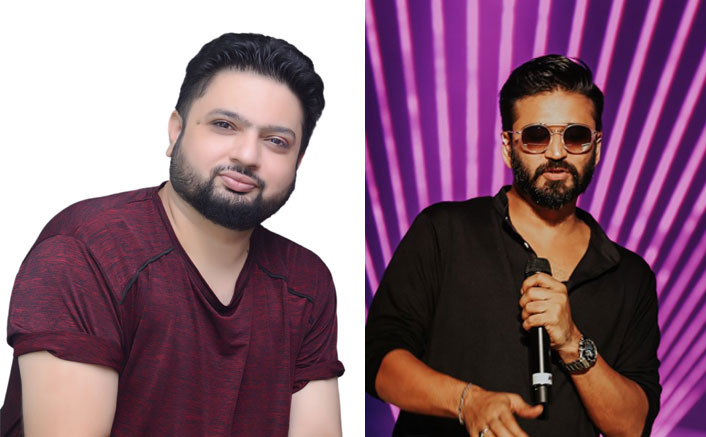 EXCLUSIVE! Lyricist Ozil Dalal Opens Up On His Journey, Future Projects & Bonding With Amit Trivedi(Pic credit: Facebook/Amit Trivedi)