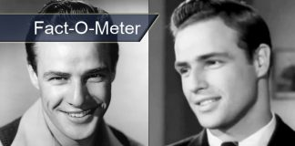 Fact-O-Meter: Did You Know? Marlon Brando Was The First Actor To Get Paid $1 Million