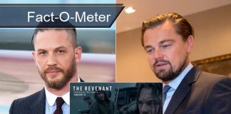Fact-O-Meter: Did You Know? Tom Hardy Got Inked Over A Bet With His The Revenant Co-Star Leonardo DiCaprio