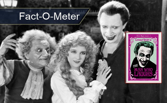Fact-O-Meter: Iconic Joker Had Drawn Inspiration From Conrad Veidt's The Man Who Laughs