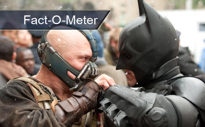 Fact-O-Meter: In Dark Knight Rises, 'Bane' Tom Hardy Looked Taller Than 'Batman' Christian Bale, Here's How It Was Pulled Off