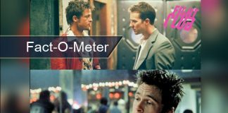 Fact-O-Meter: Remember Brad Pitt-Edward Norton's Famous Bar Scene In Fight Club? It Took 38 Takes To Get It Right