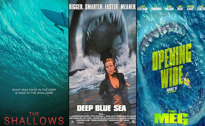 Fan Of Shark Movies? Then These Thrilling Films featuring Blake Lively, Jason Statham & Samuel L. Jackson Are A Must Watch