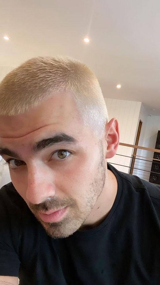 Fans Can't Get Over Joe Jonas' New Look, Say Blonde Joe Jonas Is Back!