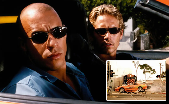 Fast & Furious Trivia: The Technique Of Shooting This Car & Train Race Scene Feat. Vin Diesel & Paul Walker Will Surprise You