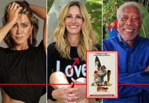 Fast Times at Ridgemont High: Jennifer Aniston, Julia Roberts & Morgan Freeman Set For The Awaited Benefit Table Read