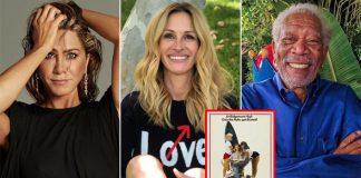 Fast Times at Ridgemont High: Jennifer Aniston, Julia Roberts & Morgan Freeman Set For The Awaited Benefit Table Read