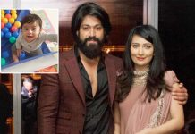 """""""Finally Junior is getting a name soon!!"""" shares KGF star Yash' wife Radhika Pandit with an adorable photo of their newborn"""