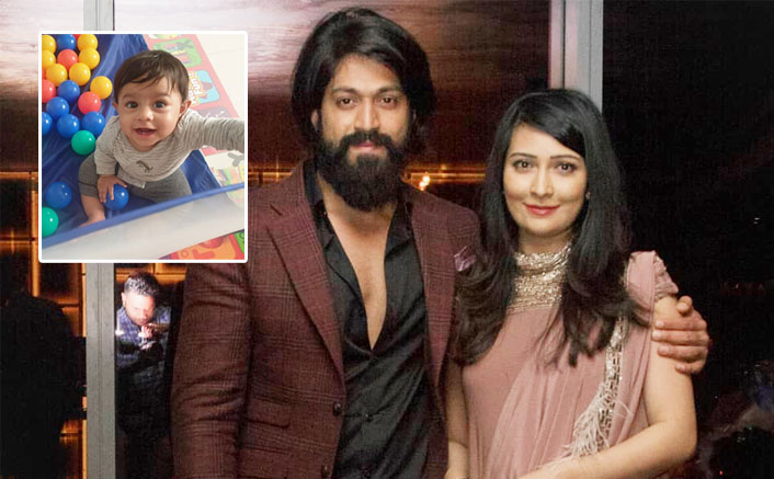 KGF Star Yash's Wife Radhika Pandit Clarifies Their Son Isn't Named Ayush & Drops A Good News For The Fans