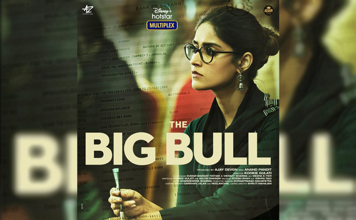 The Big Bull: Ileana D'Cruz Keeps The Intrigue Alive Around Her Character With The First Look