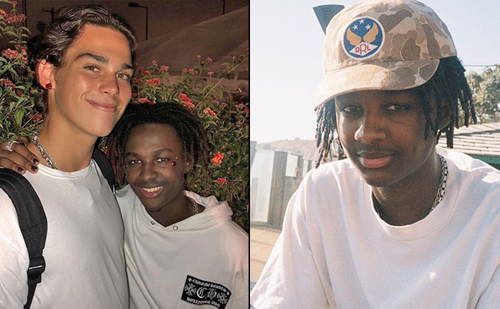 Frank Ocean's brother Ryan Breaux Passes Away At 18, Paris Brosnan & Brandon Thomas Lee Pay Tribute!