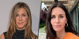 "Friends: Courtney Cox Shares A Video With Jennifer Aniston Writing, ""Could My Friend BE Any Cuter"""