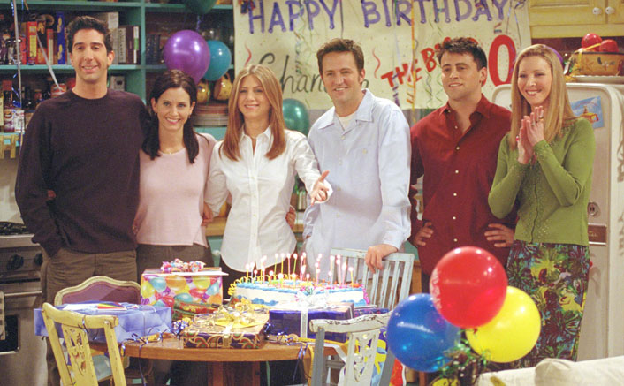 FRIENDS In Today's Era: From Chandler Posting Memes To Joey Swiping On Tinder!