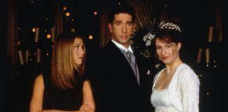 FRIENDS Trivia: Jennifer Aniston AKA Rachel Was Supposed To Do This Right After David Schwimmer AKA Ross & Helen Baxendale AKA Emily's Marriage