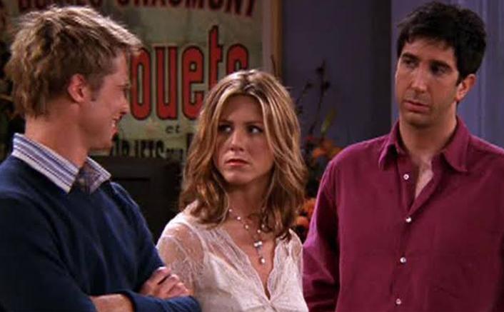 FRIENDS: When Brad Pitt Blushed While Choosing David Schwimmer's Ross & Jennifer Aniston's Rachel As His Favourite TV Couple