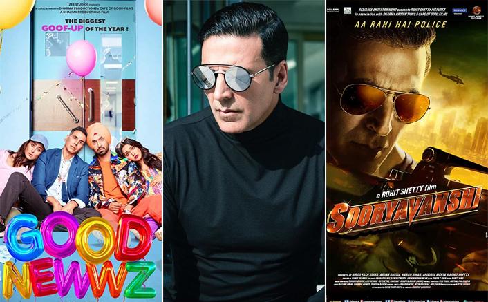 From Good Newwz To Sooryavanshi, Akshay Kumar's Films To Have A Longest Ever Gap