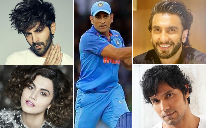 MS Dhoni Retirement: From Ranveer Singh To Taapsee Pannu, Bollywood Gets Emotional Just Like Us!