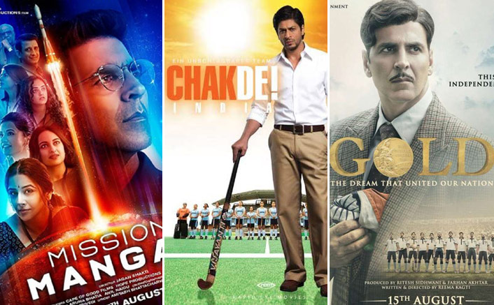 From Mission Mangal To Chak De India - Check Out Top 10 Independence Day Bollywood Grossers Of All Time