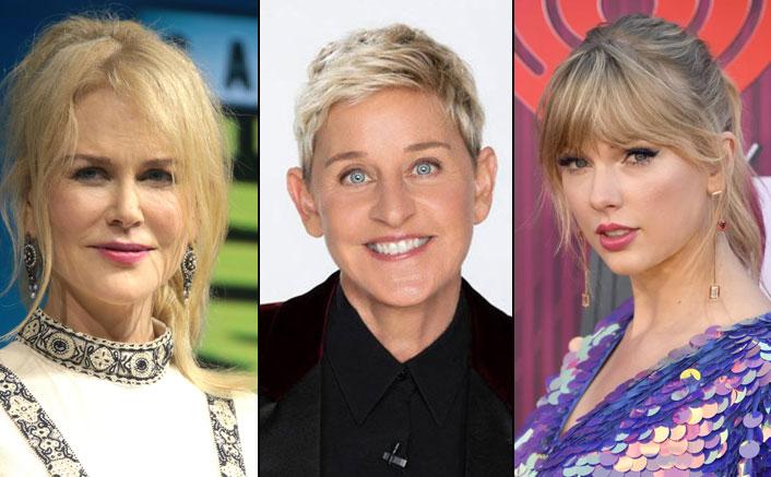 The Ellen DeGeneres Show: Nicole Kidman To Taylor Swift - Celebs Who Had Unimaginably Awkward Experiences