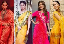 Ganesh Chaturthi 2020: From Malaika Arora To Ankita Lokhande, Here Are BEST Outfit Ideas You Can Choose From
