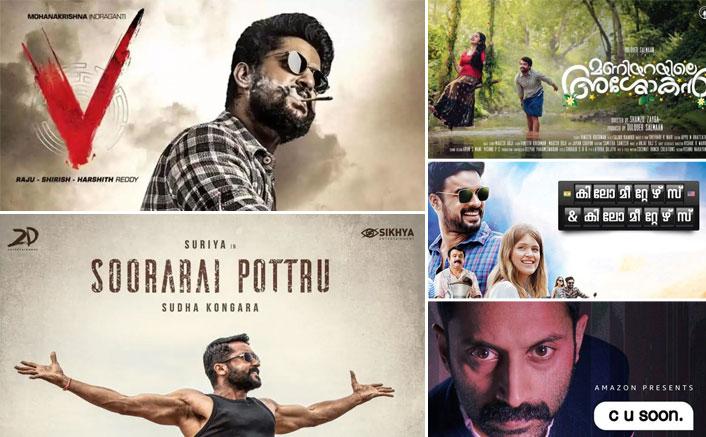 Soorarai Pottru To CU Soon, 5 South Films To RULE The OTT Space In Coming Months