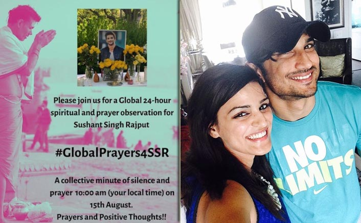 Sushant Singh Rajput's Sister Shweta Organises Global Prayer Meet On Independence Day To Mark His 2-Month Death Anniversary