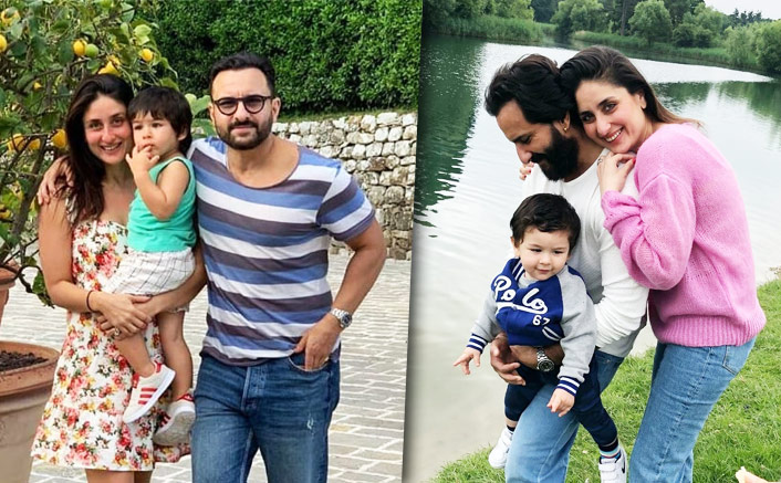 Good News: Kareena Kapoor Khan & Saif Ali Khan Are Expecting Second Child, Taimur To Get A Sibling!