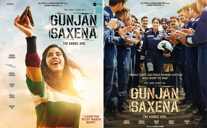 Gunjan Saxena: Sexist Things Are Shown Contrary To The Reality & Story Is Distorted To Promote Janhvi Kapoor, Says Ex Navy Officer
