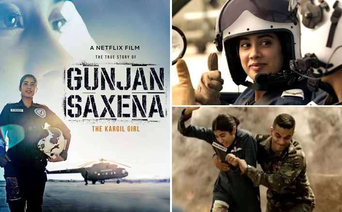 Gunjan Saxena The Kargil Girl Trailer On How S The Hype Blockbuster Or Lacklustre Vote Now