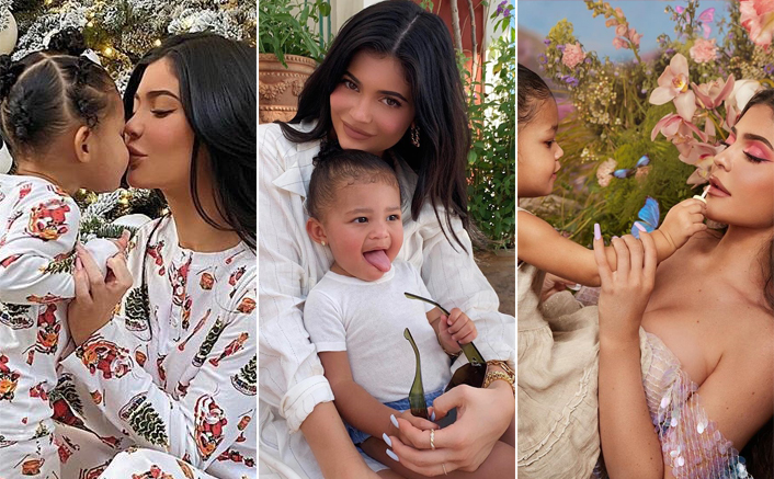 Happy Birthday Kylie Jenner: 5 Times The Makeup Mogul & Stormi Gave Mother-Daughter Goals