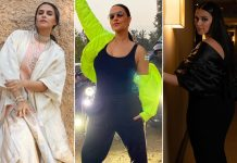 Happy Birthday Neha Dhupia! You're A On Stop-Inspiration For Every Kind Of Fashion