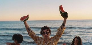 Harry Styles Creates History As Watermelon Sugar Rules The Top Spot On The Billboard Hot 100!